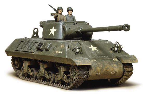 Американский танк М36 JACKSON 90mm пушк