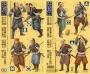 1/35 Самураи (8 фигур.)