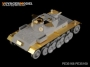 1/35 WWII German VK3001(H)PzKpfw VI (Ausf A) Fenders (For TRUMPE
