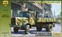 Немецкий грузовик с деревянной кабиной