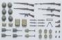 Американский стандартный набор оружия и обмундирования