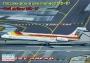 Авиалайнер MD-87 Iberia