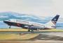 Aвиалайнер В-737-200 British Airwais