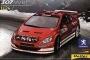 Автомобиль Пежо 307 WRC'04