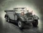 Автомобиль германского руководства Typ G4 (1939 г.)