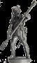 Бомбардир (1номер) армейской пешей артиллерии. Россия, 1809-14 г