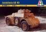 Бронеавтомобиль  Autoblinda AB 40 (1:35)