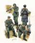 Экипаж немецкого БТР