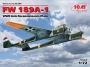 FW 189A-1, WWII Axis Reconnaissance Plane