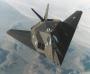 Американский самолет-невидимка F-117A Стелс