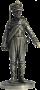 Фейерверкер армейской пешей артиллерии. Россия, 1809-14 гг.