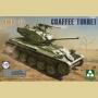 French Light Tank AMX-13 Chaffe Turret in Algerian War (1954-196