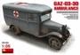GAZ-03-30 Ambulance