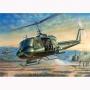 Американский армейский веротолет UH-1C `Gunship`