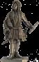 Генерал-адмирал Франц Лефорт. 1696 год, Россия