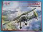 Германский самолет-разведчик Hs-126A
