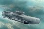 """Германская подводная лодка """"Zeehund"""" (поздн.)"""