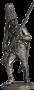 """Гренадер пехотного полка """"Прицесса"""". Испания, 1807-1808 г.г."""