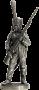 Гренадер Таврического гренадерского полка. Россия, 1812-14 гг.