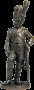 Гренадер полка Конных гренадеров Имп. гвардии. Франция, 1807-14