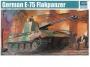 Hемецкий зенитный танк E-75