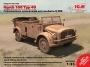 Horch 108 Typ 40, Германский армейский автомобиль