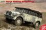 Horch 108 Typ 40 с поднятым верхом, Германский армейский автомоб