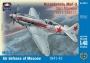 Истребитель МиГ-3 ПВО Москвы  1941-1942 г.г.