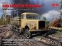 KHD S3000/SS M Maultier, WWII German Semi-Tracked Truck