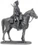 Красноармеец - кавалерист, 1939-43 гг. СССР