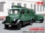 L1500S LLG, Германский легкий пожарный автомобиль