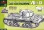 Легкий танк  Valentine VIII/IX (с эпоксидной частью башни)