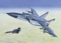 МИГ-25 П  Истребитель - перехватчик