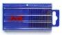 Мини-сверла, 0,3 - 1,6 мм, набор, 20 шт., HSS 6542, нет покрытия