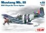 Мустанг MK III, истребитель ВВС Великобритании