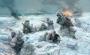 Немецкая пехота в зимней униформе