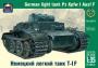 Немецкий легкий танк Т-I F
