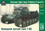 Немецкий легкий танк Т-II C