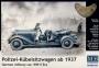 Немецкий полицейский автомобиль 1937 г.