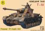 Немецкий танк T-IV Ausf.H/J