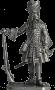 Обер-офицер гренад. полков арм. пехоты, 1710-е гг. Россия