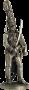 Офицер 2-го лейб-гусарского полка Пруссия  1809-15г