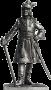 Офицер драгунских полков 1698-1704гг. Россия