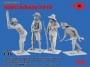Пехота АНЗАК (1915г.), (4 фигуры)