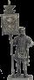 Римский знаменосец, 1-2 вв до н.э.