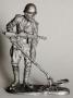 Ряд. сапёрных частей Красной Армии с миноискателем, 1943-45 гг.