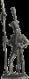 Рядовой 1-го уланского полка Имп. Гвардии Франция 1809-13 гг
