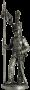 Рядовой 1-го уланского полка Мерфельдта Австрия  1805-15г