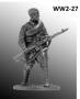 Рядовой Стрелковых частей Красной Армии, 1941-43 гг. СССР