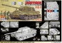 САУ Sd.Kfz.186 Jagdtiger Porsche Production Type (2 in 1)  (1:35